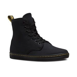 Doc Martens Shoreditch Canvas Boots